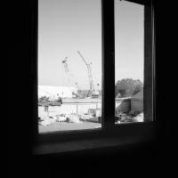 окно чистое