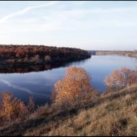 долина реки Рось